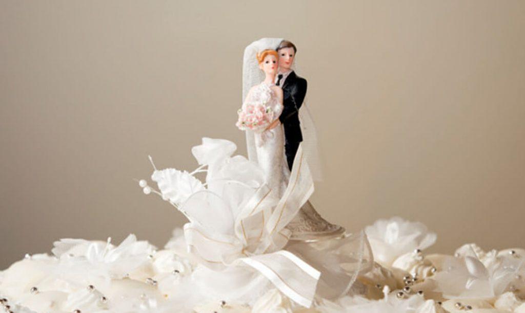 Фигурки на свадебном торте | Заказать свадебный торт во Львове