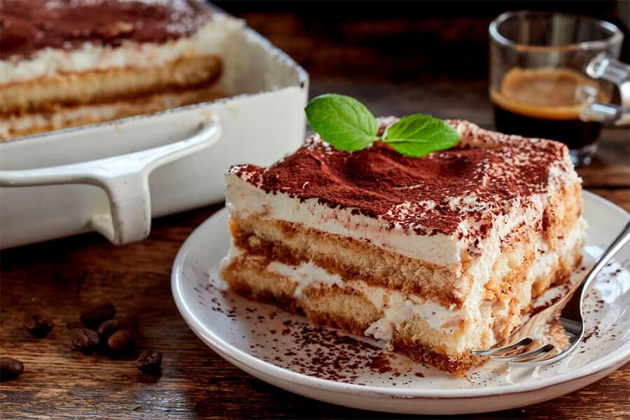 Тирамису | Мировые десерты | Десерты на заказ во Львове