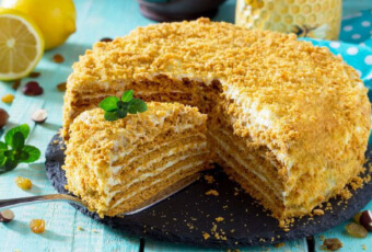 Как делать сметанный крем | Торт на заказ во Львове