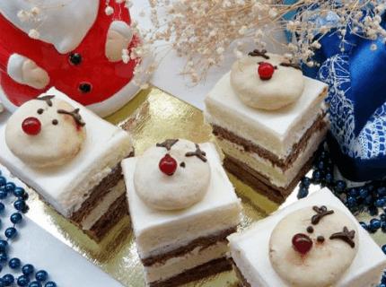 Сладости на новогодний корпоратив | Торт на заказ во Львове