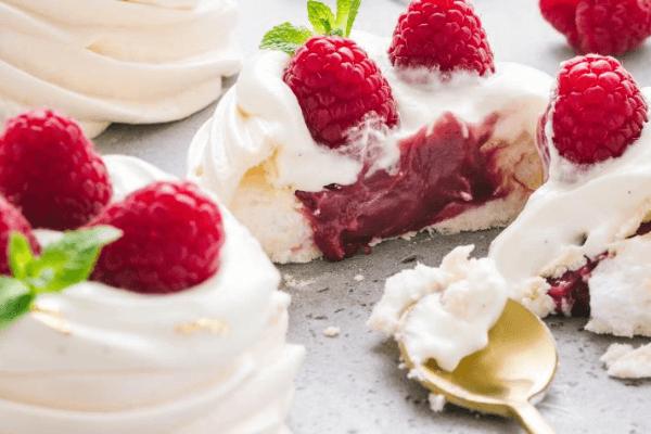 Сладости на девичник | Десерт Павлова | Торт на заказ во Львове