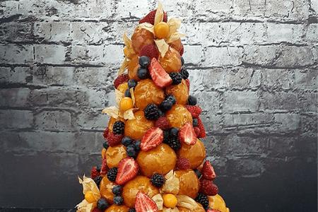 Эклеры на выпускной | Десерты на выпускной | Торт на заказ во Львове