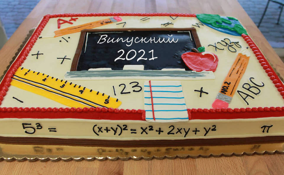 Торт на выпускной на заказ
