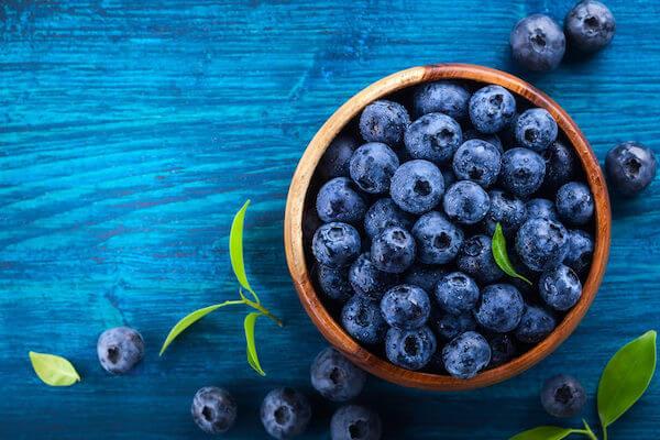 Натуральные пищевые красители для торта дома: голубой