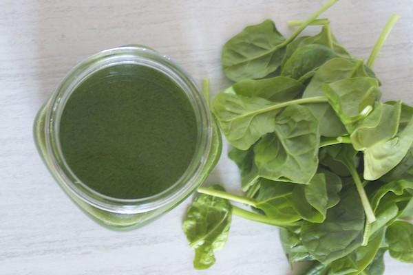 Натуральные пищевые красители: зеленый